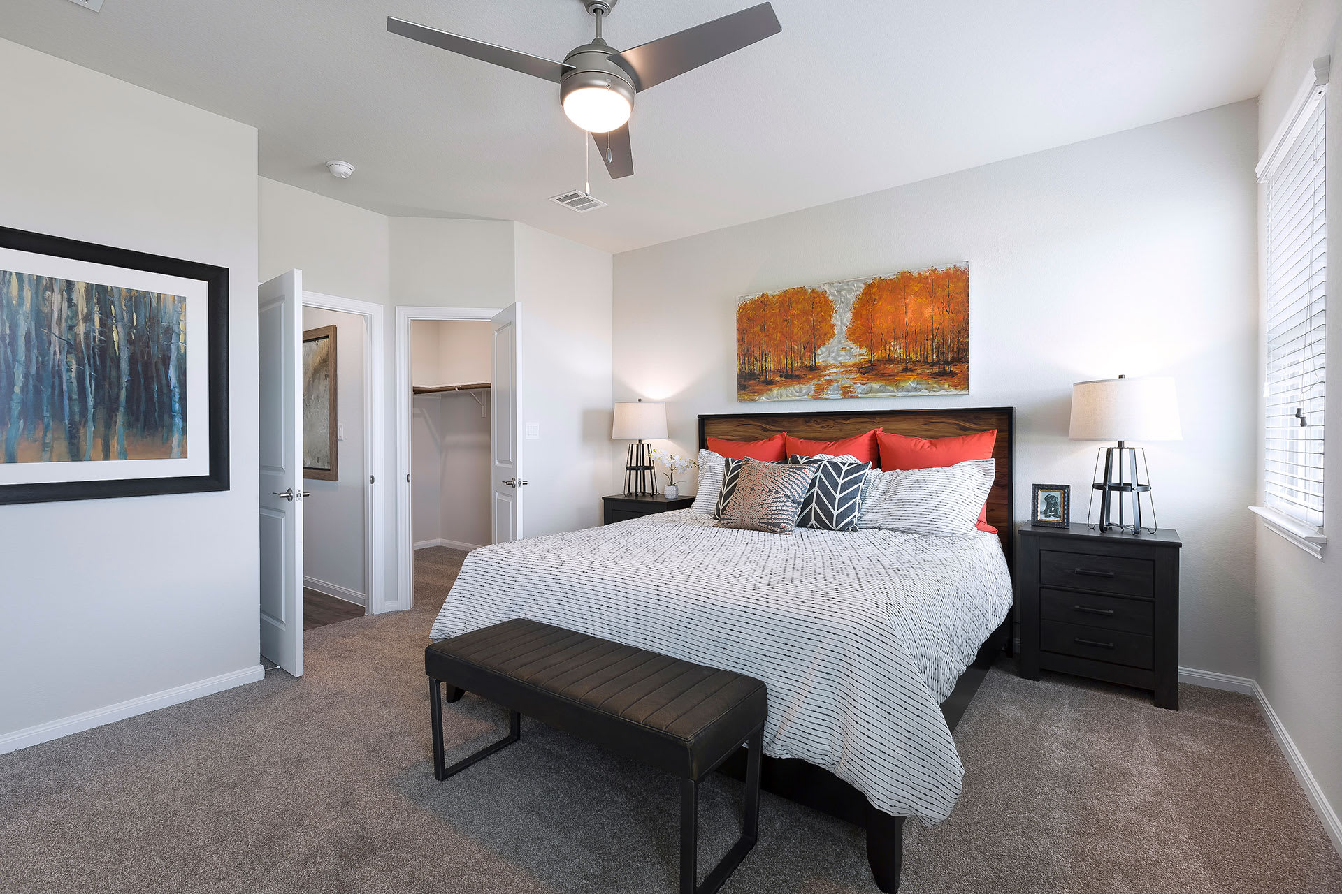 Rivers Edge Apartments Spacious Bedrooms