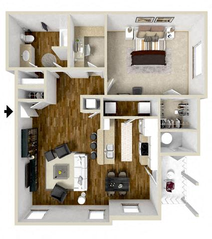 1 2 3 Bedroom Apartments In Brandon Ms Bridgewater Apartments