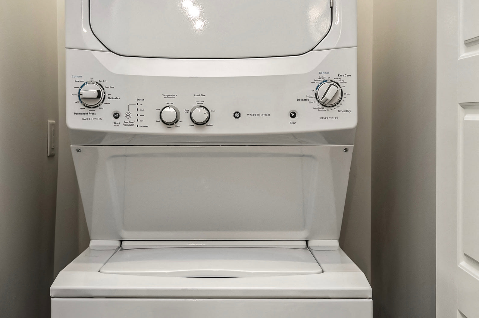 Full Size Washer and Dryer at The Yard in Omaha, NE