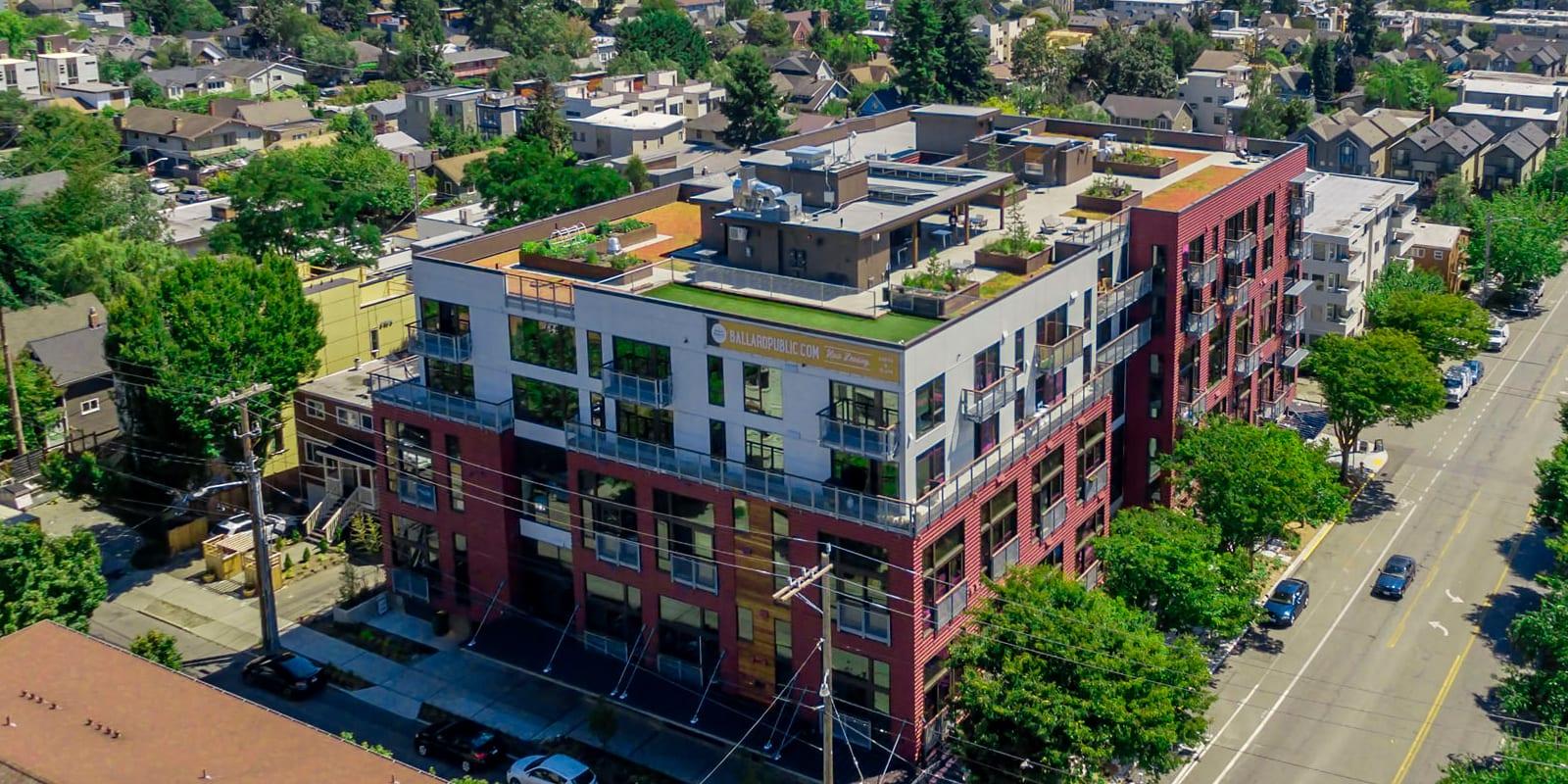 Ballard Lofts, 6450 24th Avenue, WA 98107