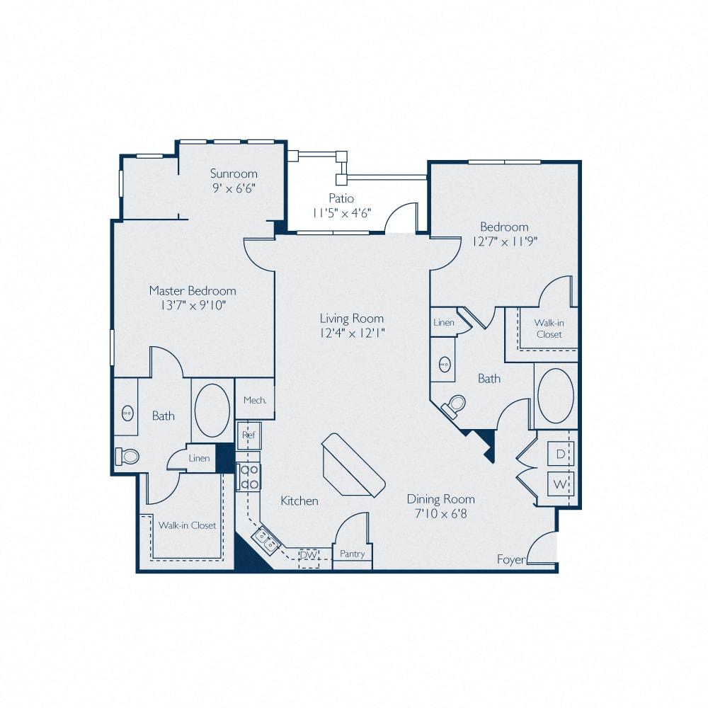 Floor Plans Floor Plan Availability The Beach House