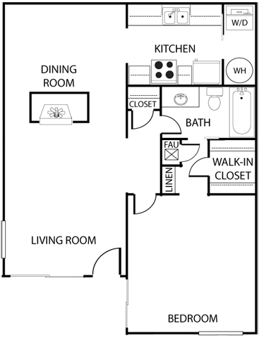Floor Plans Of El Dorado Place In Tucson Az