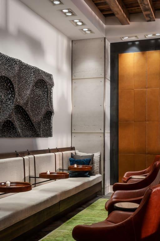 Sleek Interior Finishes at Aertson Midtown, Tennessee, 37203
