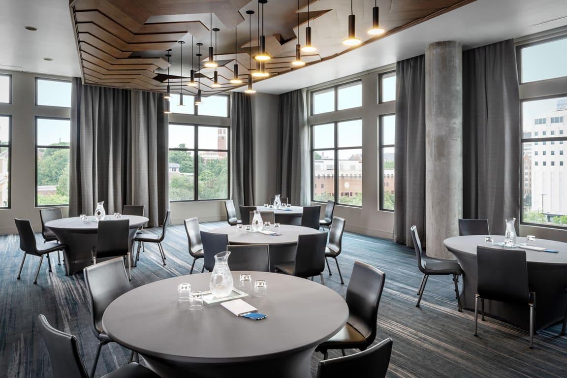 Marvelous Hotel Dining Area at Aertson Midtown, Nashville, TN, 37203