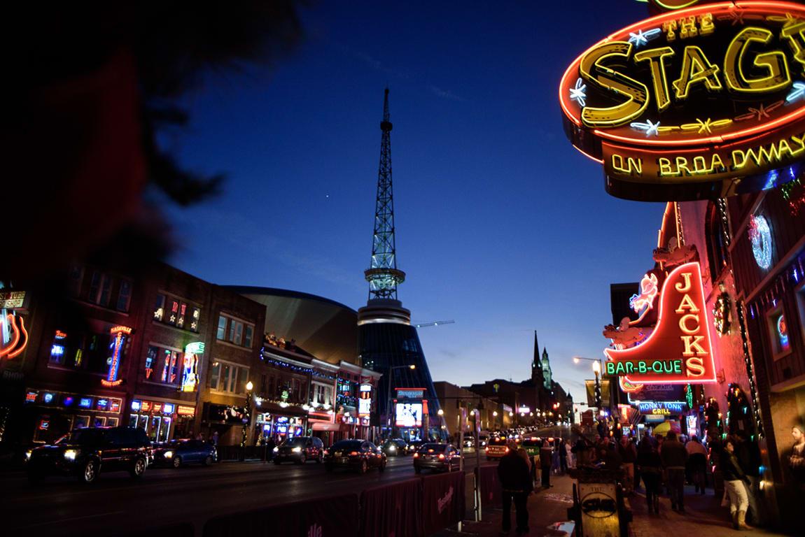 Enjoy The Night Life at Aertson Midtown, Nashville, TN