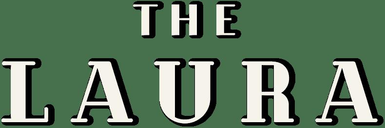 The Laura Logo