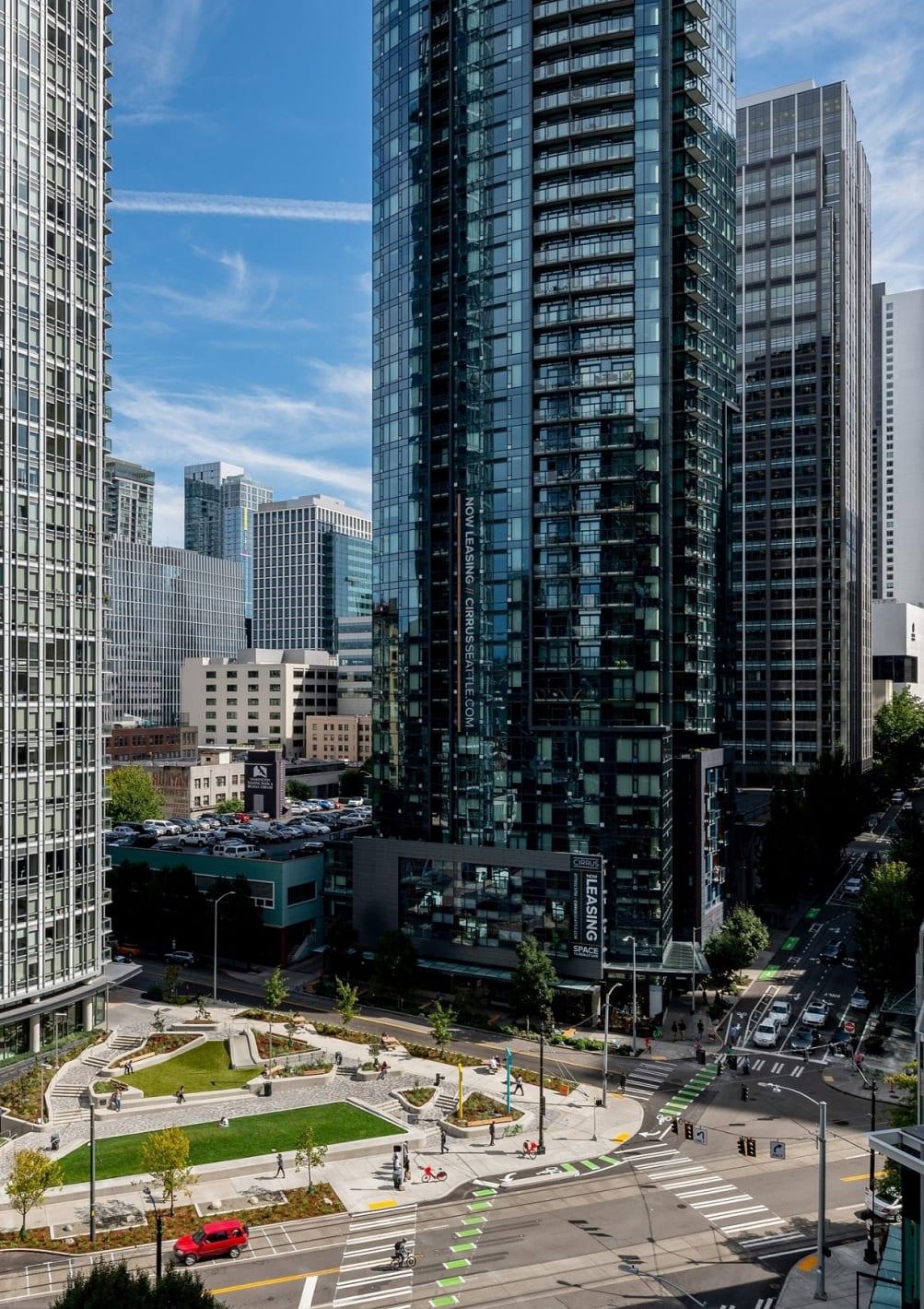 Apartments Near Belltown Seattle Cirrus