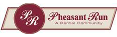 Pheasant Run Apartments Logo , Joliet, Illinois