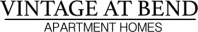 Vintage at Bend Logo Senior Apartments Logo