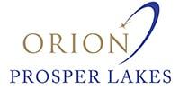 Orion prosper lakes logo