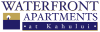 The Waterfront Apartments at Kahului logo