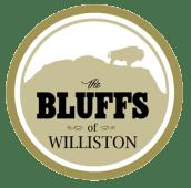 Bluffs of Williston Apartments Logo ND