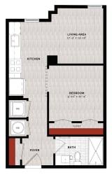 Floor Plan A2-J