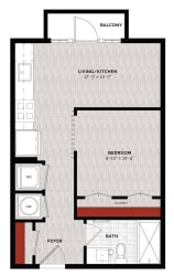 Floor Plan A4-J