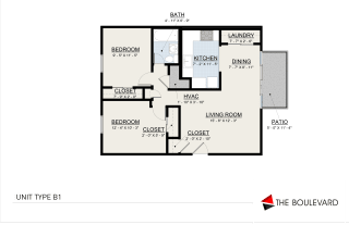 Floor Plan B1R