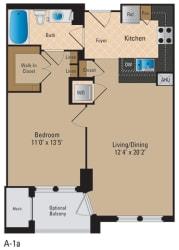 Renovated Apartments for Rent in Pentagon City Arlington VA