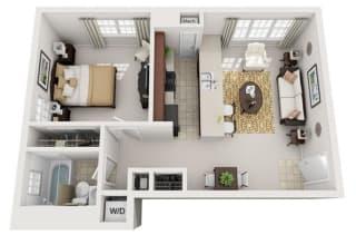 Modern Apartments for Rent in National Landing Arlington VA