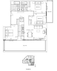 Floor Plan A3 - Hounslow