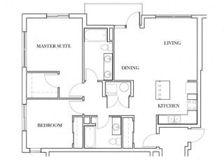 Brentwood Floorplan at Discovery Heights, Issaquah