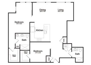 PH3 Floorplan