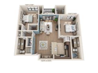 Floor Plan Bay