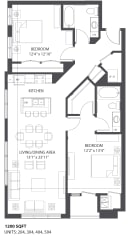 Floor Plan M