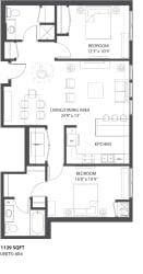 Floor Plan N (Accessible)