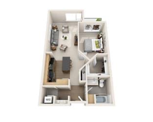Floor Plan A1H