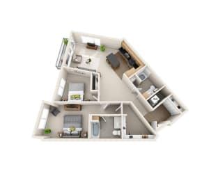 Floor Plan B2E