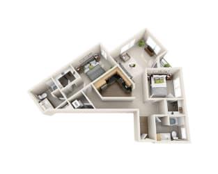 Floor Plan B2J