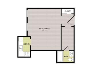 Broadview Apartments STA Floor Plan