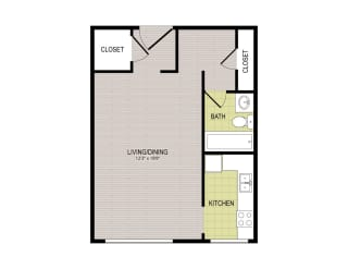 Broadview Apartments STC Floor Plan