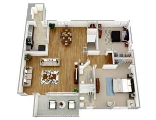 Broadview Apartments WC22 Floor Plan