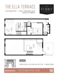 Floor Plan The Ella Terrace