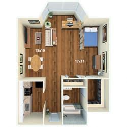 Floor Plan Overton