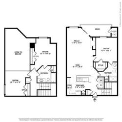 Floor Plan C1 Cypress