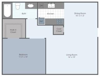 Floor Plan Fir