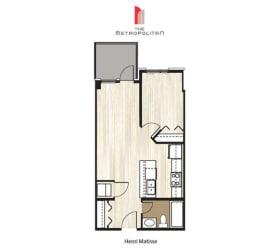 Floor Plan Henri Matisse 1