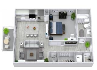 S1 Floor Plan at Estero Parc, Estero, 33928
