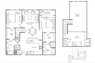 Floor Plan B1-ML