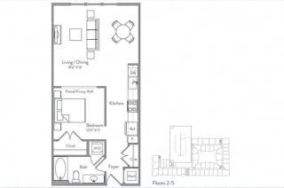 Floor Plan S1D