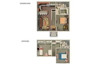 Floor Plan The Maple
