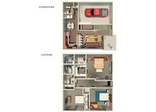 Floor Plan The Oak