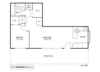 Floor Plan Namakan