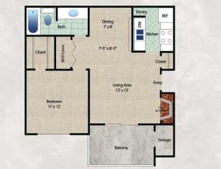 Floor Plan The Woodland