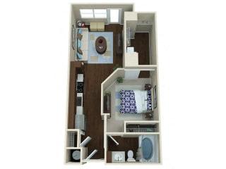 Floor Plan Artemesia