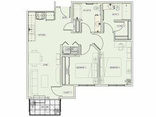 Floor Plan F3