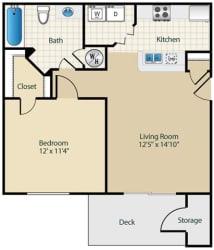 Aspen Renovated Floor Plan at Wyndchase at Aspen Grove, Franklin, TN