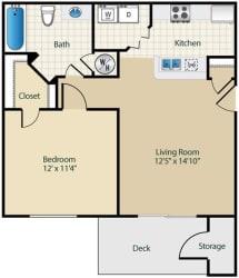 Aspen Renovated Floor Plan at Wyndchase at Aspen Grove, Franklin, 37067