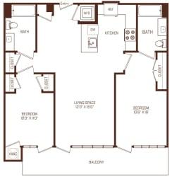 C4 floorplan
